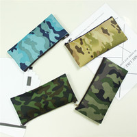 Camouflage Cosmetic Bag Pencil Bag Boys Girls Pen Storage Ca...