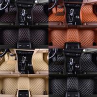 Land Rover Range Rover Evoque için 2012 ~ 2015 Araba Paspaslar Su Geçirmez Mat, kolay temizlenebilir ve doğrudan değiştirin
