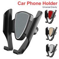 Gravity Car Phone Holder per 4.0 pollici 6,0 pollici basamento del telefono Air Vent uscita Car Mount universale