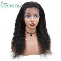 Lace Front Human Hair Wigs Loose Wave Wig For Women Natural ...