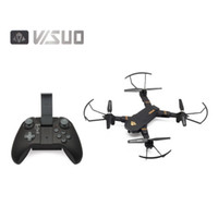 VISUO XS809HW 2. 4G Foldable FPV Selfie Drone RC Quadcopter w...