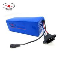 Livraison gratuite 72V 20Ah batterie lithium-1500W batterie vélo électrique avec chargeur