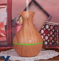 130 ml mini lámpara de aire humidificador ultrasónico niebla aroma difusor USB esencial difusor de aceite humidificador de aromaterapia para la oficina de coches domésticos