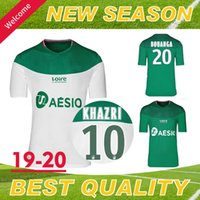 19 20 maillot AS Etienne Soccer Jerseys maillot ASSE Etienne...