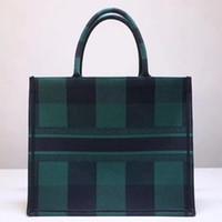 2019 nuove signore di marca di moda borse della spesa borse casual borse di alta qualità borse di tela ricamate progettista di lusso