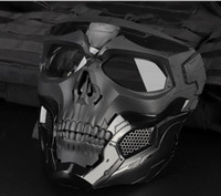 2010 Ny utomhus soldatentusiaster Mode Army Tactical Gear Mask Tactical Hood Camping Soldatutrustning utrustning Gratis frakt
