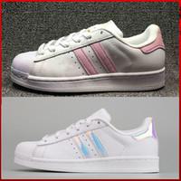 cheap for discount 80ed6 1d344 adidas superstar stan smith hombres y mujeres superestrella zapatos de ORO  zapatillas stan smith zapatos casuales