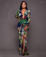 V-Ausschnitt Womens Kleider Crew Hals Langarm Damen Kleid Mode Lässig Neue Damen Maxi Kleid tief
