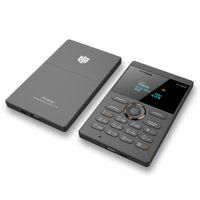 Originale iFcane E1 Piccolo russo, tedesco, francese italiano, arabo vibrazione Ultrathin Card Mini Cellulari Tastiera ebraica