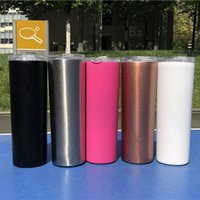20oz skinny tumbler Stright cups 20ounce skinny tumbler with...