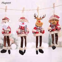 Long- legged Elf Santa Claus Pendant Ornaments Christmas Tree...