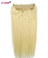 """16""""-28"""" One Piece Set 160g 100% Brazilian Remy Clip-in Human Hair Extensions 5 Clips Natural Straight"""