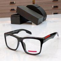Di alta qualità VPS04D sportivo-Style vetri unisex telaio 56-16-140 Superlight TR90 Telaio con montatura cerchiata per Occhiali Fullset Caso