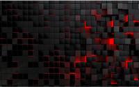 Personalizzato sfondi 3D stereoscopico murales wallpaper per soggiorno tridimensionale della parete di fondo quadrato 3d