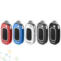Batterie d'origine Dazzvape U-Key 400mAh Préchauffer VV Variable Flip Tension Pour 510 Cartouches D'huile Épaisse Réservoir DHL Gratuit