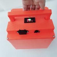Customized Wiederaufladbare LiFePO4 Lithium-Akku 60V 30Ah Ersatz für Blei-Säure-EV Elektroroller Elektro-Dreirad