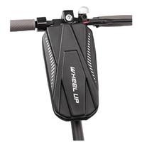 Bicicletta Borsa riciclaggio della bici anteriore superiore Struttura Borsa MTB EVA guscio duro di alta capacità Scooter elettrici anteriori pacchetto 2L / 3L # 3B26