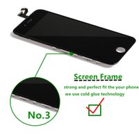 For iPhone 6 Plus 6SP 7P 8 Plus Touch Screen Display Digitiz...