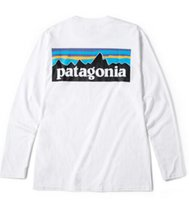 PATAGONIA Long Sleeve Crew Neck T- Shirts Mens Fashion Brand ...