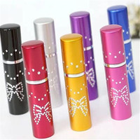 7colors 5ml Perfume Butterfly Drill Point Aluminum Tube Pack...