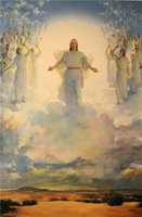 Harry Anderson SECOND COMING OF JESUS CHRIST Christ' s 2...