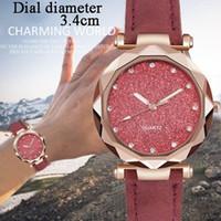 7 colores de moda reloj de las mujeres de lujo ocasionales Mujer reloj de cuarzo de la nueva manera simple señoras de las mujeres del reloj Casual