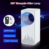 LED Mosquito Killing Lamp Night Light UV USB Insecticide Zapper Mosquito Trap Lantern Repellent Lamp 5V