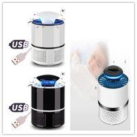 Yeni sıcak satış taşınabilir USB sivrisinek kovucu ışık sivrisinek emme sivrisinekleri öldürmek için radyasyon foto katalizatör olmadan eve led