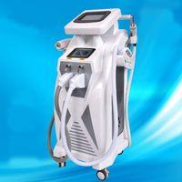 1의 다기능 OPT SHR Ipl 레이저 머리 제거 기계 E 빛 RF 피부 회춘 레이저 귀영 나팔 제거에있는 고품질 4 1