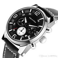 Keller & Weber Original Men Watches Top Brand Luxury Chronog...