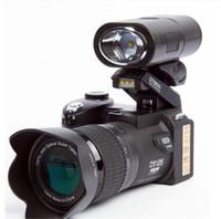 حار جديد جديد بولو D7200 كاميرا رقمية 33MP كامل HD1080P 24X بصري تكوير السيارات التركيز المهنية كاميرا الفيديو مجانا dhl
