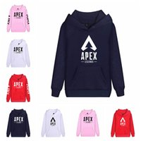Apex Legends Hooded Hoodies 18 Styles Letter Printed Sweatsh...