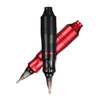 واحد قطعة الوشم الروتاري القلم الهجين ماكياج الدائم آلة الوشم قوي هادئ موتور التموين T190622