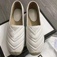 Lüks Tasarımcı Ayakkabı Kadınlar Casual ayakkabılar Platformu Espadrilles Donanım Loafer Kızlar Gerçek Deri Moda Düz taban Yürüyüş Ayakkabı