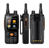 새로운 F25 4G Zello PTT 워키 토키 스마트 폰 2.4 인치 휴대 전화 1GB RAM 8GB ROM 안드로이드 5.1 쿼드 코어 3500mAh