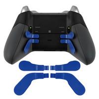 Para XBOX ONE elite controlador piezas de reparación botones Xbox One Elite paddle handle Joystick reparación de piezas