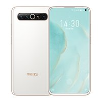 "Original Meizu 17 Pro 5G LTE Handy 12GB RAM 256 GB ROM Snapdragon 865 Octa-Core Android 6.6"" 64.0MP NFC Face ID Fingerabdruck-Handy"