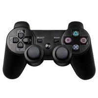 Eastvita ل ps3 ps4 صدمة اللاسلكية بلوتوث لعبة تحكم 2.4 جيجا هرتز 7 ألوان للبلاي ستيشن 3 التحكم جويستيك gamepad r25