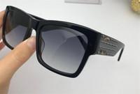 تصميم البلا جديد نظارات شمس كبيرة على غرار وجه شكل تصميم الرجعية خمر الرجال سكور لعدسة UV400 المتضخم VS 4359 مع حالة