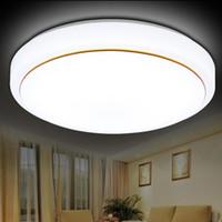 현대 라운드 LED 천장 조명 Dia21CM 6W 에너지 절약 천장 조명 룸 거실 홀 홈 복도 조명 화이트
