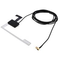 Per l'uso PIONEER Kenwood JVC Sony universale DAB Auto antenna radio piccole e medie imprese ferroviario costruito nel box amplificatore del segnale montare