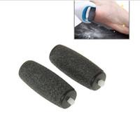 Sostituzione del trattamento del piede Teste a rulli per Pro Express Pedicure Foott Piedi auto Electronic File Set Strumenti dei rulli