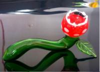 5 polegadas fumar vidro soprado tubos de mão barato pyrex espessura de óleo de petróleo tubulação flor tubulação de tabaco original bong fumar peça christams presente