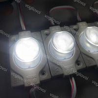LED-Modul 2W SMD3030 Seite emittierende Fensterlicht mit Linse 180 Grad Injektion für Hintergrundbeleuchtung Urlaub Werbung Dekoration DHL
