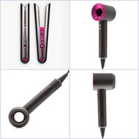 Hair Straightener No Fan Hair Dryer Professional Salon Tools...