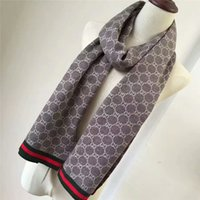 Male brand cashmere scarf 100% cashmere famous designer high-end knitted cashmere senior soft wool scarf