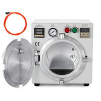 Basso prezzo Spegnimento automatico Protezione Lcd della bolla di aria Rimozione Macchina per il telefono mobile di riparazione bolla remove
