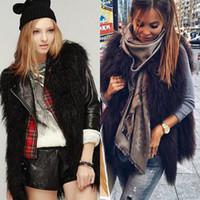 Kadın Kürk Faux EthEL Anderson Koyun Yelek Kadın Kış Moda Kolsuz Ceket Gerçek Ceket Gelit Moğol Parkas Klasik Stil