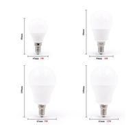 Grobe Light Light 5 шт. / Лот Прожектор 3W 6W 9W 12W 15W 18W 20W AC 220V Крытый стол Ночной Лампы Энергосбережение для дома