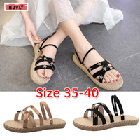 BJYL platform sandals shoes sandalias mujer 2019 Fashion sli...